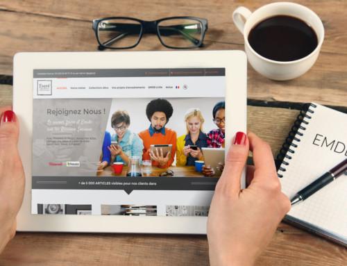 Emde : Un nouveau site en ligne !