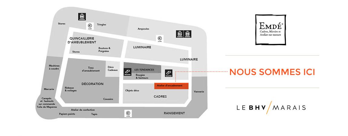 bhv paris marais 4 me arrondissement emde. Black Bedroom Furniture Sets. Home Design Ideas