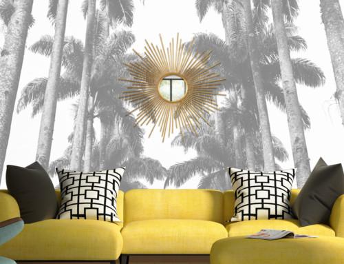 Notre miroir soleil à la Une dans la tendance Miami !