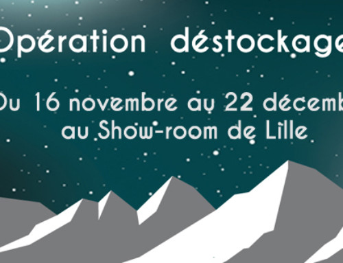 Destockage au show-room de Lille