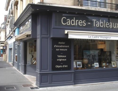 Le Cadre Voyageur (Evreux)