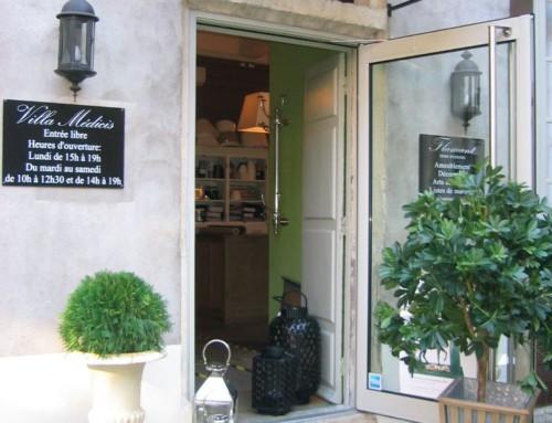 VILLA MEDICIS  ( Dijon)
