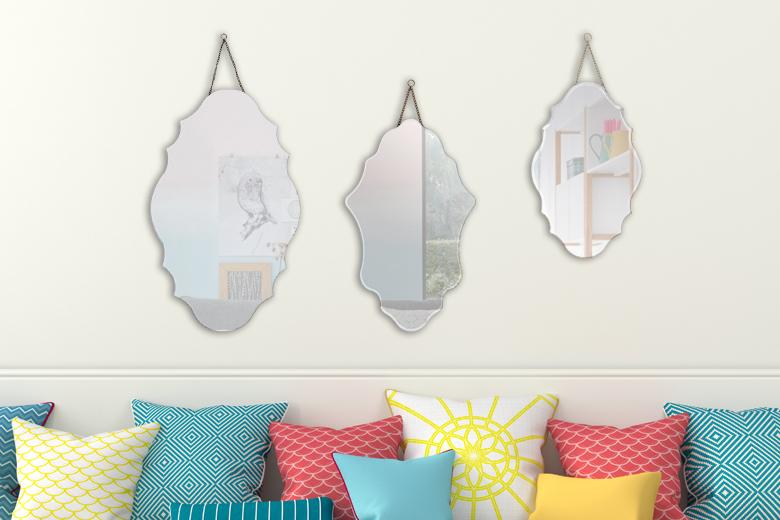 Le miroir v nitien pour une l gante touche d co emde for Miroir emde deco