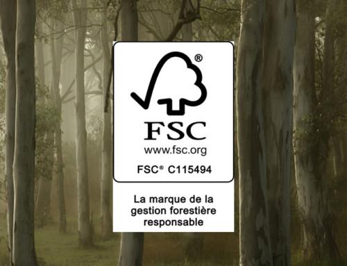 EMDE a fait certifier sa chaîne de contrôle FSC®
